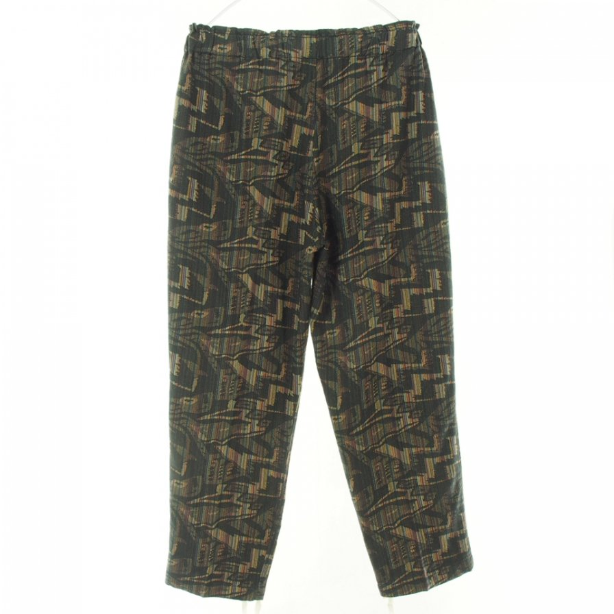 South2 West8 サウスツーウエストエイト - Army String Pant アーミーストリングパンツ - India Dobby - Rainbow & Shadow
