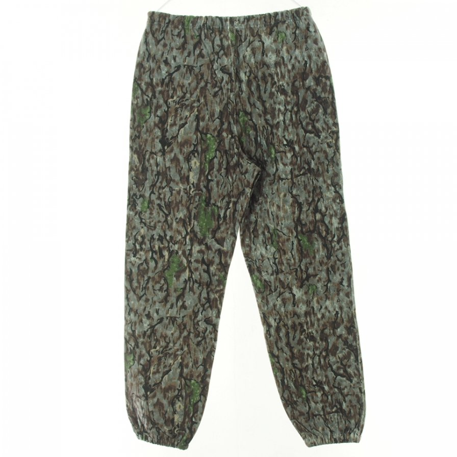 South2 West8 サウスツーウエストエイト - String Sweat Pant - Cotton Jersey / Horn Camo Pt. - Grey