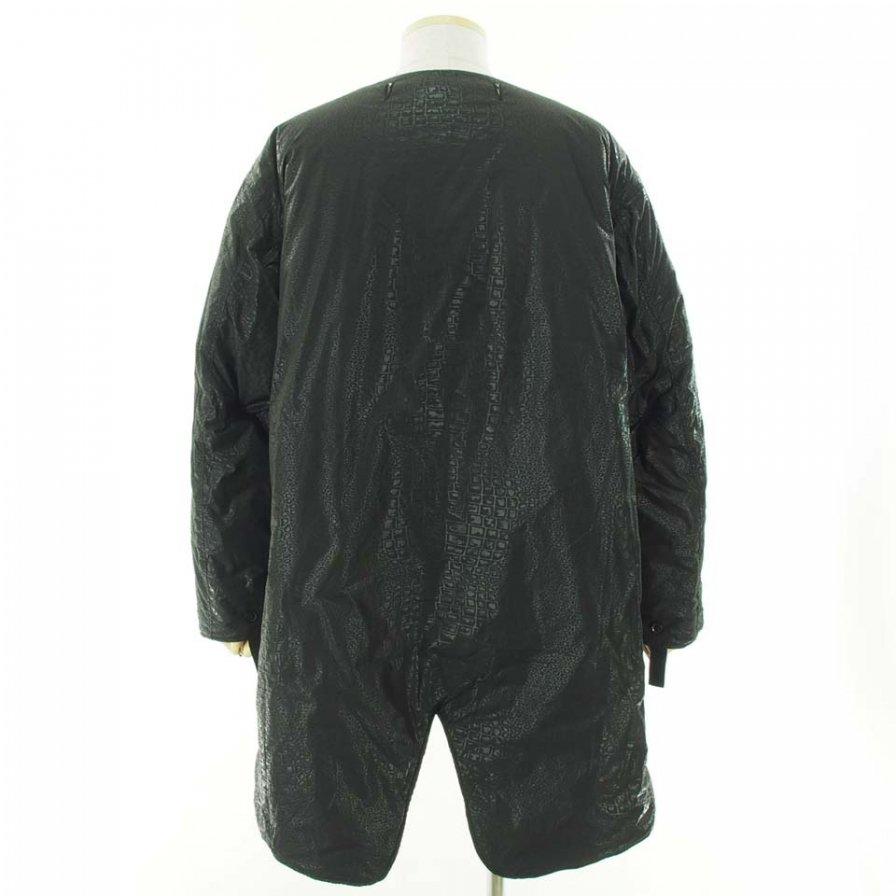 Engineered Garments エンジニアドガーメンツ - Liner Jacket ライナージャケット - Alligetor Polyester Taffeta - Black