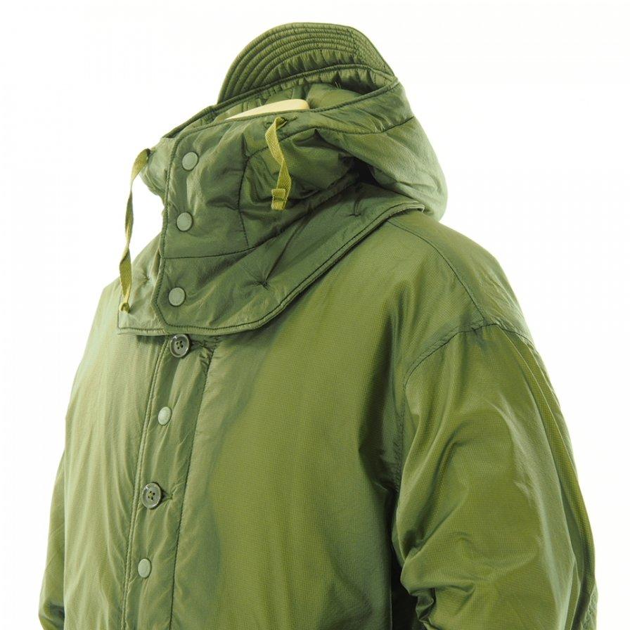 Engineered Garments エンジニアドガーメンツ - Liner Jacket ライナージャケット - Nylon Micro Ripstop - Olive