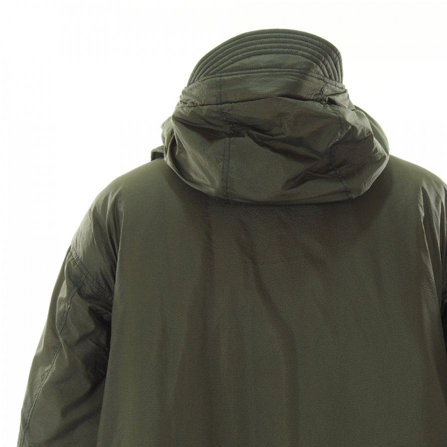 Engineered Garments エンジニアドガーメンツ - Liner Jacket ライナージャケット - Nylon Micro Ripstop - Brown