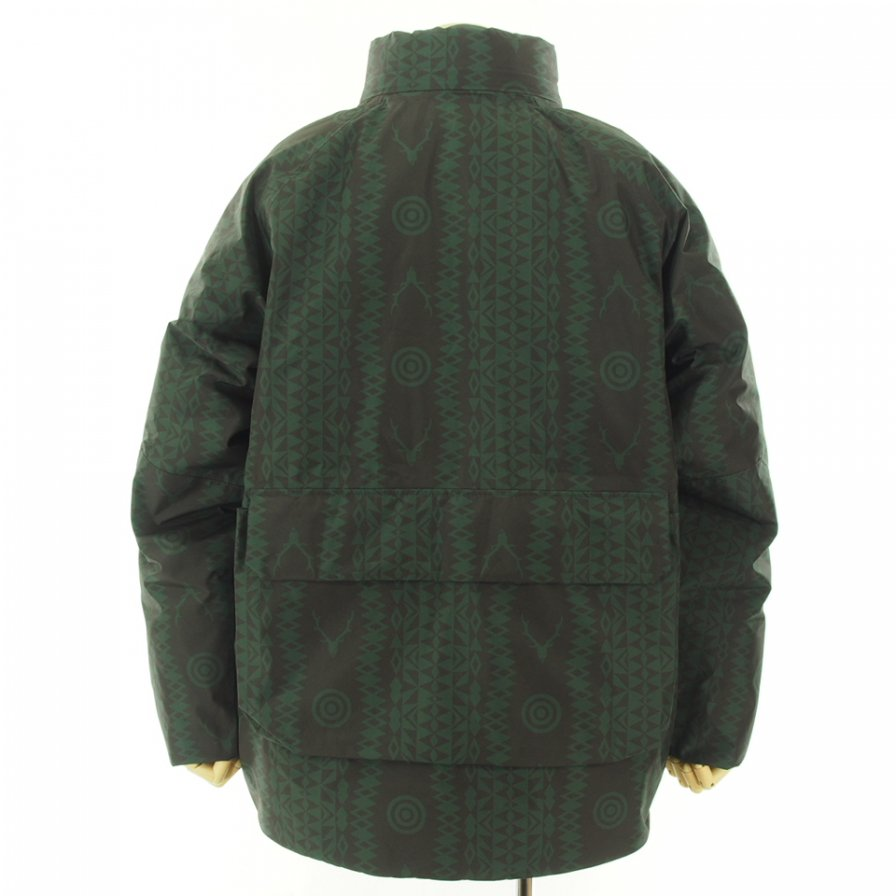 South2 West8 サウスツーウエストエイト × Marmot マーモット #W.E.T. Down Jacket - Native Pattern Pt. / GORE-TEX