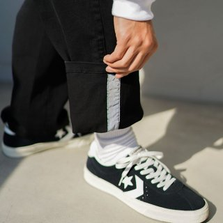 <img class='new_mark_img1' src='https://img.shop-pro.jp/img/new/icons43.gif' style='border:none;display:inline;margin:0px;padding:0px;width:auto;' />RODI×FAKIE STANCE PANTS BLACK