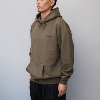 FAKIE STANCE Hoody Olive