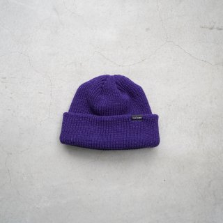 Beanie Blue Purple