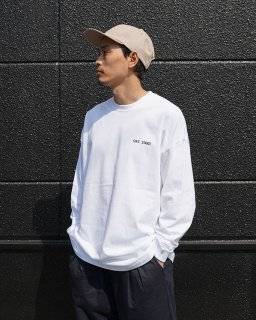 Wide Tee White
