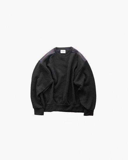 Cotton Sweater Black