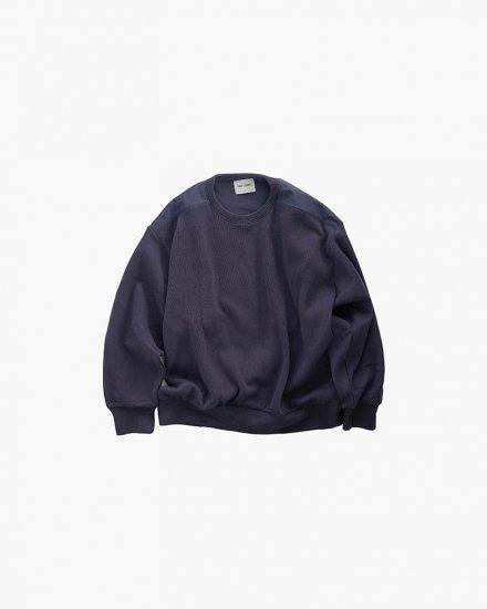 Cotton Sweater Navy