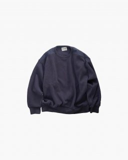 <img class='new_mark_img1' src='https://img.shop-pro.jp/img/new/icons1.gif' style='border:none;display:inline;margin:0px;padding:0px;width:auto;' />Cotton Sweater Navy