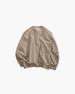 <img class='new_mark_img1' src='https://img.shop-pro.jp/img/new/icons1.gif' style='border:none;display:inline;margin:0px;padding:0px;width:auto;' />Cotton Sweater Beige