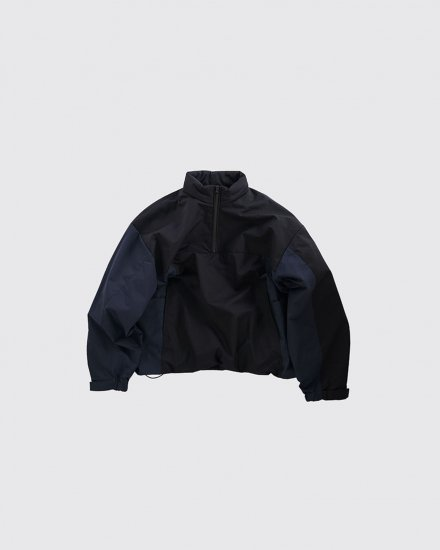 <img class='new_mark_img1' src='https://img.shop-pro.jp/img/new/icons1.gif' style='border:none;display:inline;margin:0px;padding:0px;width:auto;' />Track Jacket Black×Navy