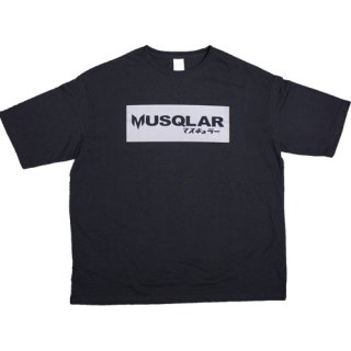 <img class='new_mark_img1' src='https://img.shop-pro.jp/img/new/icons13.gif' style='border:none;display:inline;margin:0px;padding:0px;width:auto;' />MUSQLAR  ビックシルエットTシャツ