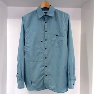 LYOCELL / COTTON BROAD WORKERS SHIRT