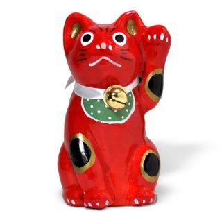 鴻巣の赤物/招き猫