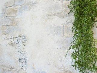 壁紙では表現できないリアルに朽ちたレンガをお手軽に作る方法
