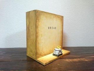 コンガリーを使って食パン風レターボックスを作った事例