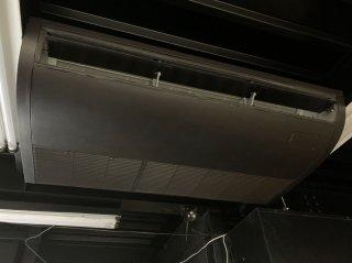業務用エアコンを塗装した事例