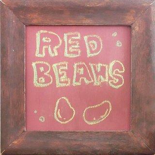 おしゃれな色の黒板塗料 TAKARAチョークボードペイント Red Beans