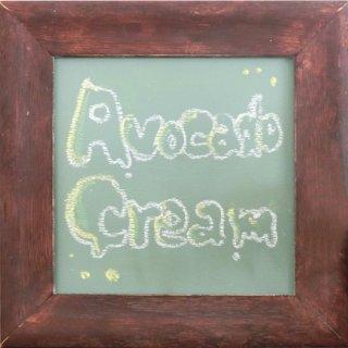 おしゃれな色の黒板塗料 TAKARAチョークボードペイント Avocado Cream