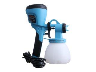 だれでも手軽に100Vで吹き付け塗装できる簡易塗装機