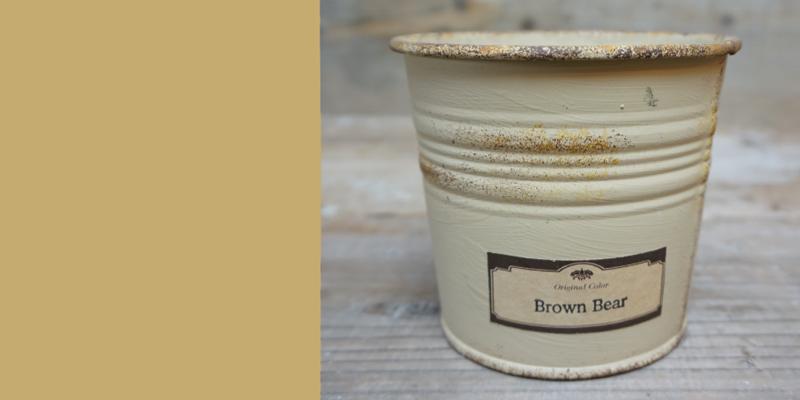 Brown Bear/ブラウンベア