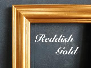エレガントな輝きが高級感を演出「Reddish Gold/レディッシュゴールド」