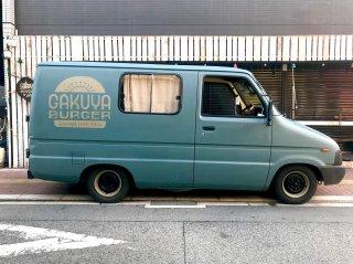 トヨタ デリボーイをKURAYAオールドブルーシーで刷毛塗全塗装!