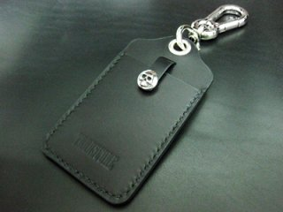 【TRANSCORE】 TSC Leather Card Holder