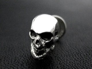 【CP-680】【CRAZY PIG】 Skull & Jaw Stud
