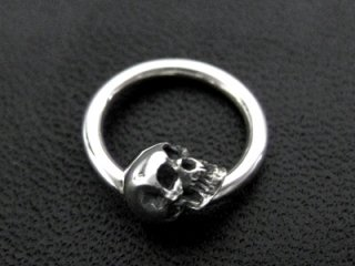 【CP-465】【CRAZY PIG】 Mini Skull (with jaw)