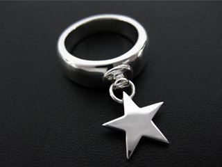 【SBR-007S】 Trick Star Ring