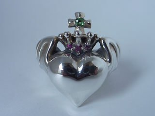 【PB-R-101】 Queen Barbara Ring