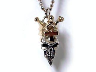【TRANSCORE】 King Skull Gold Crown