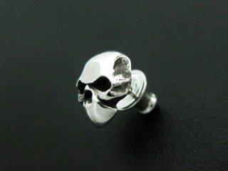 【TRANSCORE】 Poison Skull Stud