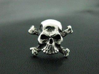 【TRANSCORE】 Skull & CB Stud