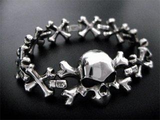 【TRANSCORE】 Poison Skull Bracelet