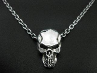 【TRANSCORE】 TSC Skull Pendant