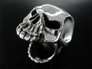 【TRANSCORE】Binding Skull Ring