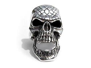【TRANSCORE】 Snake Skin Skull