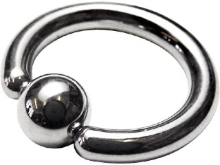 Ball Closure Ring 10G
