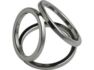 【TCR】Triple Cock Ring