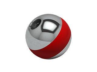 【XCM16G】Titamium Carousel Microball (定価\1,575)