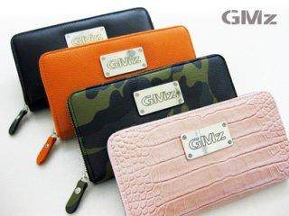 【GMz】 Round Fastener Wallet -target1