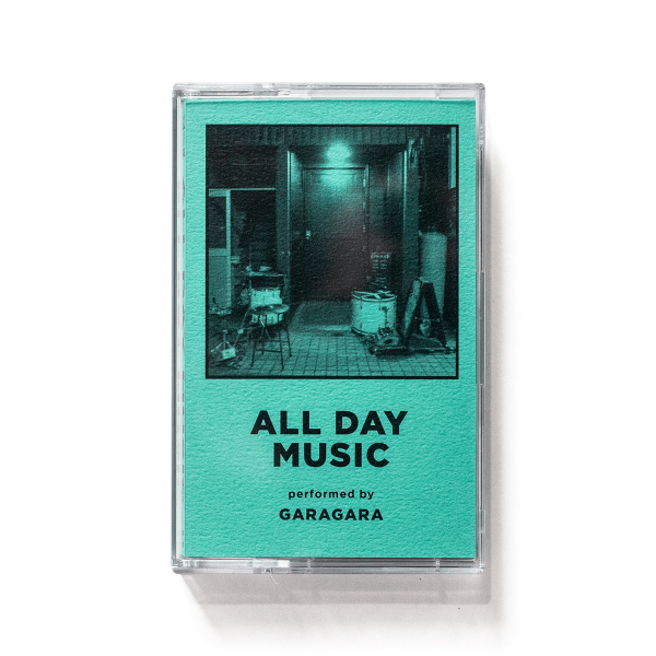 ALL DAY MUSIC #4 - Performed by GARAGARA