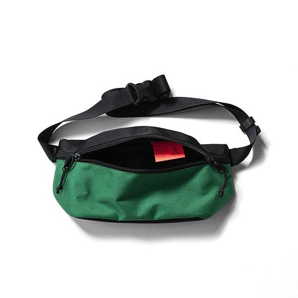 Crank Tokyo Hip Bag - Green