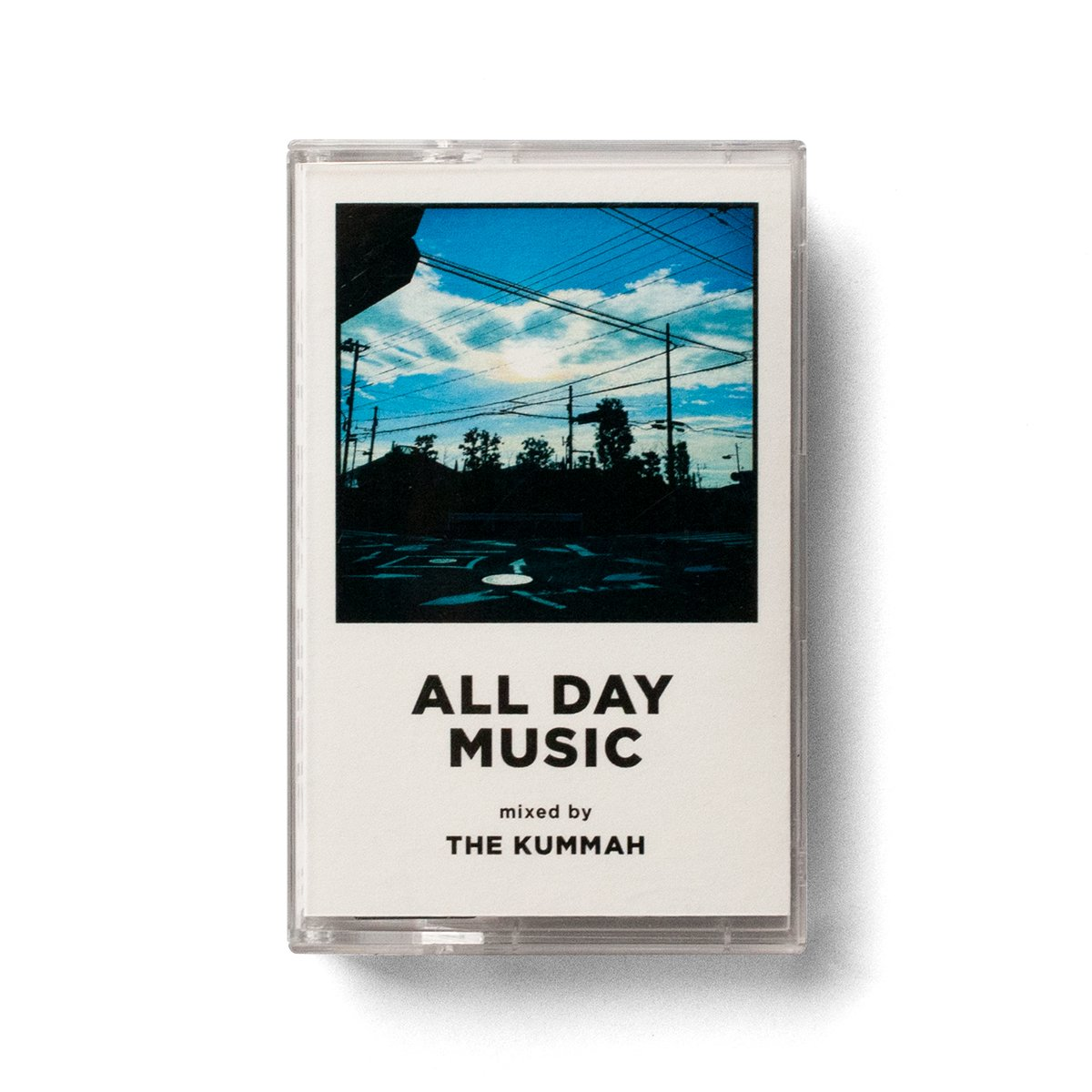 ALL DAY MUSIC #15 - Mixed by THE KUMMAH<img class='new_mark_img2' src='https://img.shop-pro.jp/img/new/icons5.gif' style='border:none;display:inline;margin:0px;padding:0px;width:auto;' />