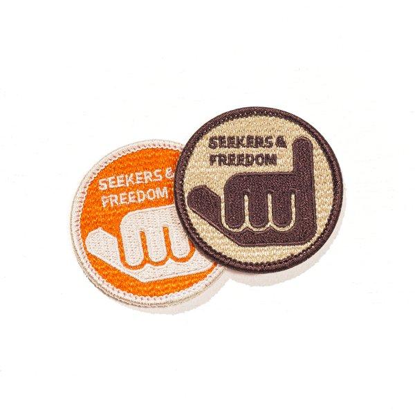 Wappen - Seekers & Freedom