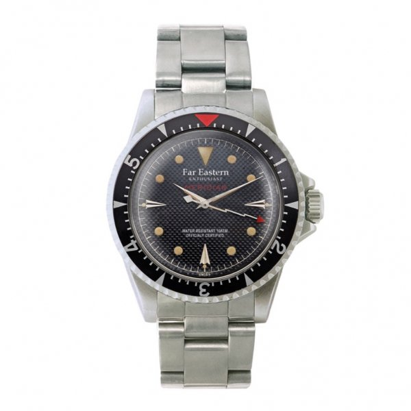 MERIDIAN WATCH  【STAINLESS】