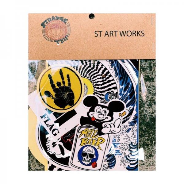 ST ART WORKS 【STICKER】
