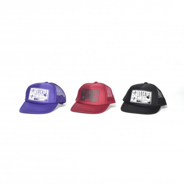 LOCALS MESH CAP